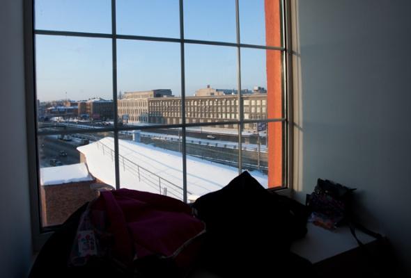 Детский мастер-класс наоткрытии пространства «Ткачей» - Фото №9