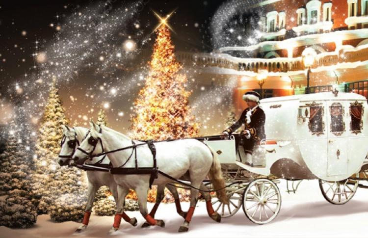 Новогодняя ночь в«Империал Парк Отель & SPA»
