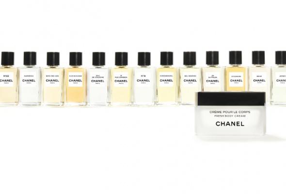 Новый крем для тела отChanel продлевает стойкость ароматов - Фото №1