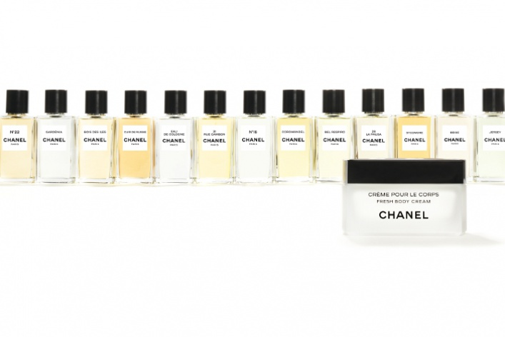 Новый крем для тела отChanel продлевает стойкость ароматов