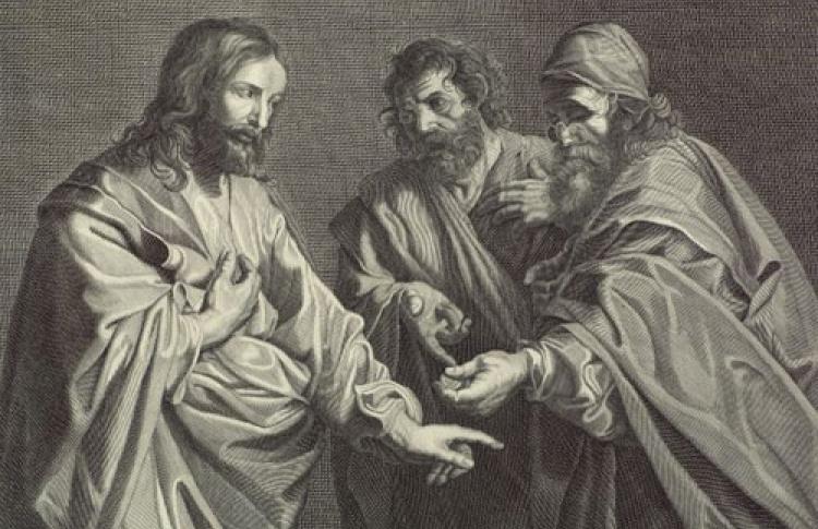 Динарий Кесаря. Деньги в Новом Завете и церковной традиции