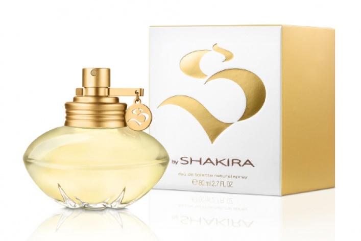SbyShakira: ароматы воплотившейся мечты