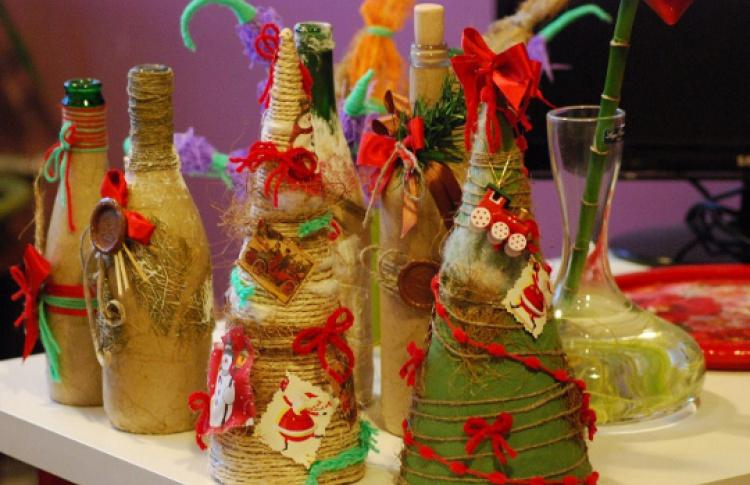 Рождественская ярмарка на Даниловской мануфактуре