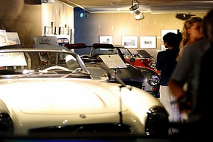 Обзорная экскурсия по музею «Автовилль»