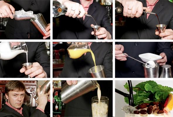 Про пить: Коктейль Fruko Heaven - Фото №2