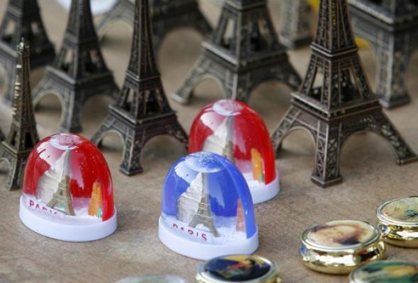 Предрождественский Париж - Фото №1