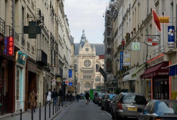 Предрождественский Париж - Фото №2