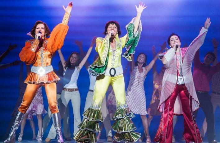 Артисты мюзикла «Mamma mia!» дадут бесплатные мастер-классы