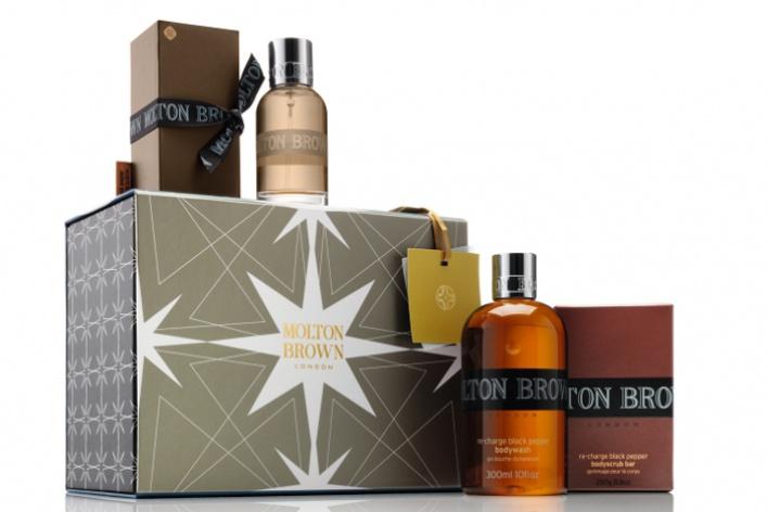 Подарочные наборы Molton Brown