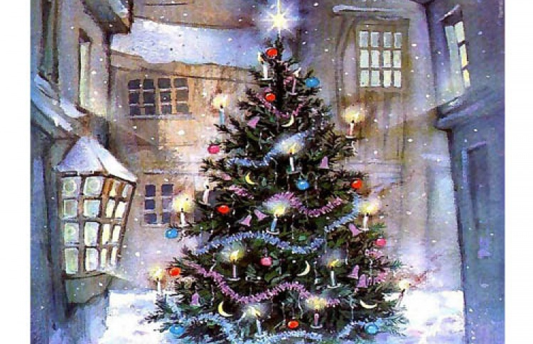 Сбор новогодних подарков для жителей домов престарелых