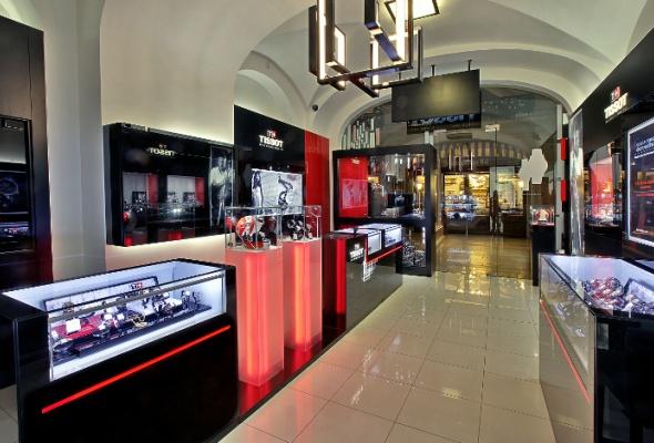 ВГУМе появился новый магазин Tissot - Фото №0