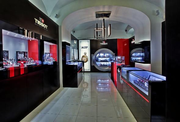 ВГУМе появился новый магазин Tissot - Фото №1