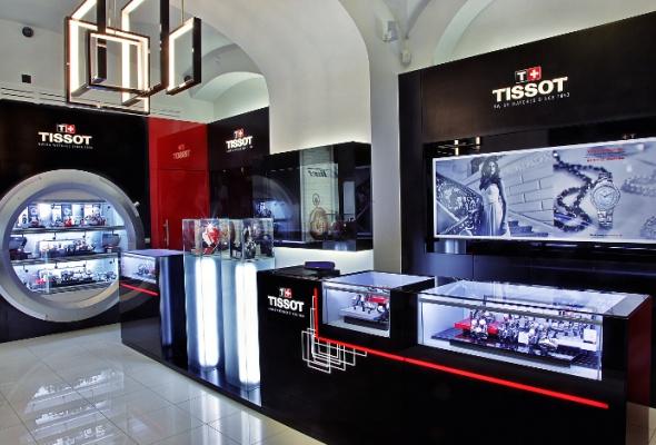 ВГУМе появился новый магазин Tissot - Фото №2