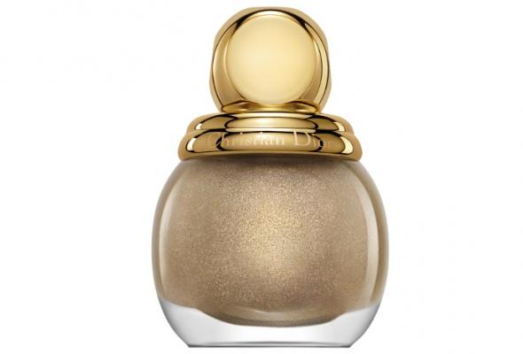 Dior представил новые лаки изновогодней коллекции - Фото №1
