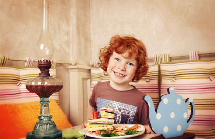 5новых илучших кафе для детей