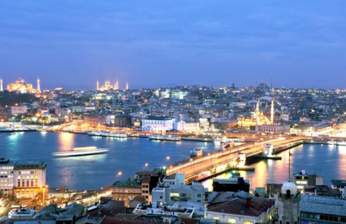 Cтамбул— вечный город