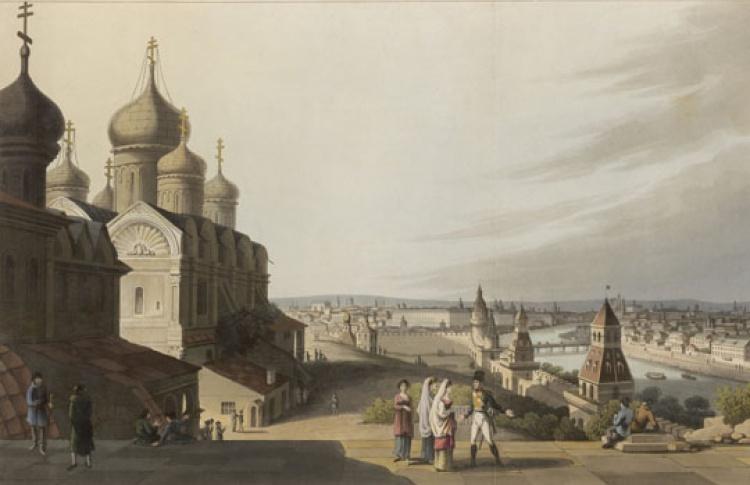 Виртуальный тур по дворцам Кремля