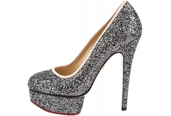 Где найти: Блестящие туфли - Фото №4