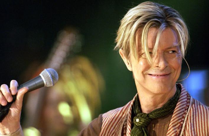 Первый за10лет альбом Дэвида Боуи выйдет вмарте