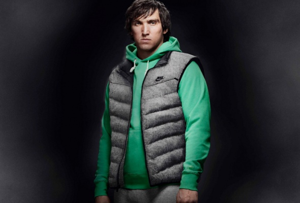 Nike Sportswear представил коллекцию сверхутепленных вещей - Фото №3