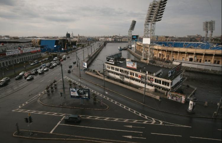 Тучков мост разведут натри январские ночи