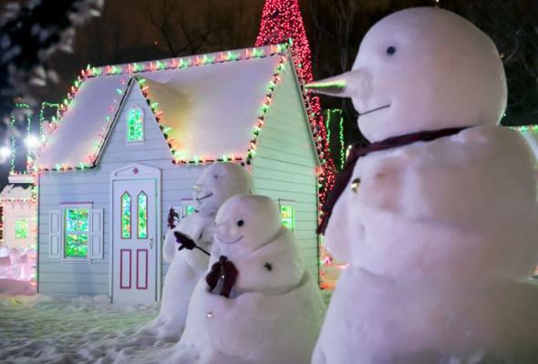 Зима вМоскве: фотопрогулка - Фото №0