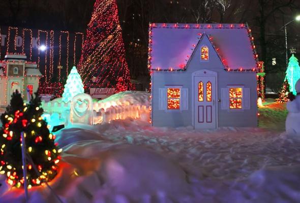Зима вМоскве: фотопрогулка - Фото №1