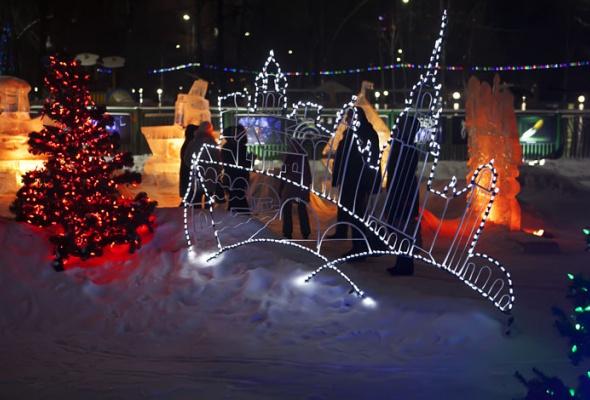 Зима вМоскве: фотопрогулка - Фото №2