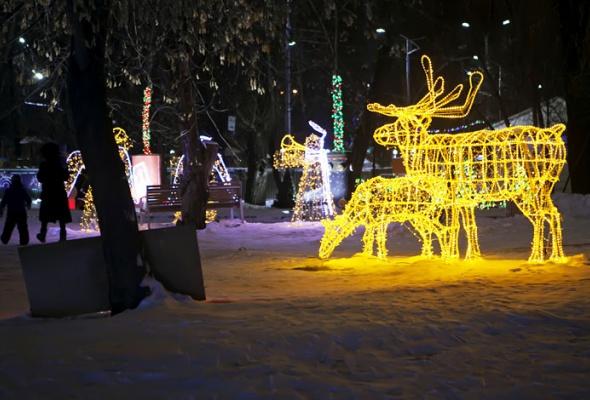Зима вМоскве: фотопрогулка - Фото №3