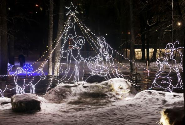 Зима вМоскве: фотопрогулка - Фото №4