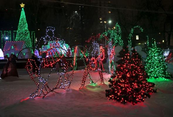 Зима вМоскве: фотопрогулка - Фото №5