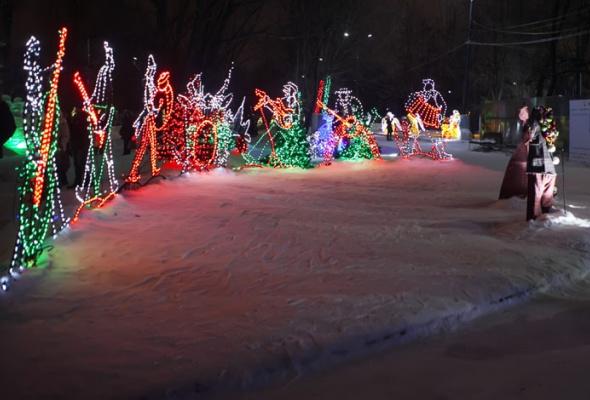 Зима вМоскве: фотопрогулка - Фото №6