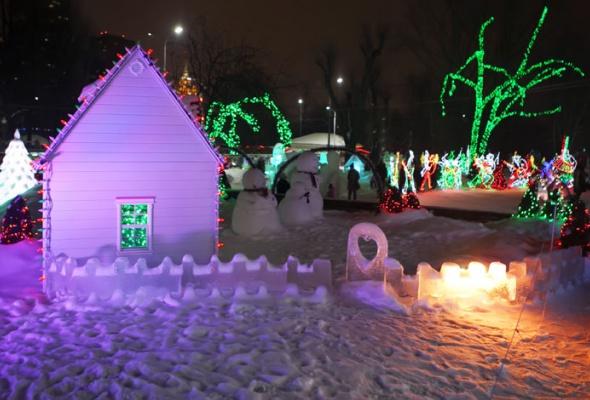 Зима вМоскве: фотопрогулка - Фото №7