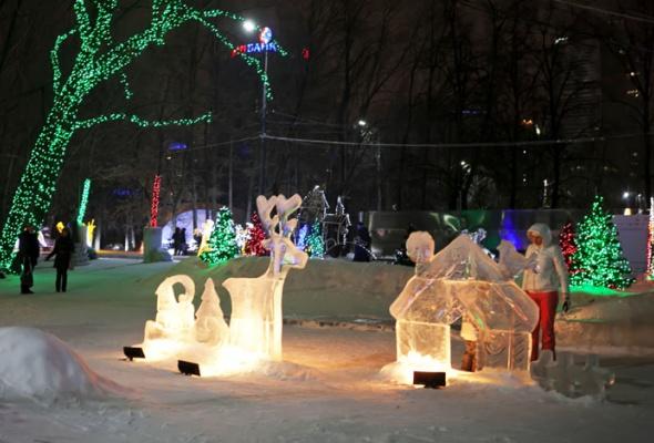 Зима вМоскве: фотопрогулка - Фото №8