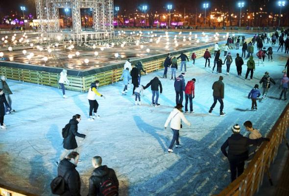 Зима вМоскве: фотопрогулка - Фото №10