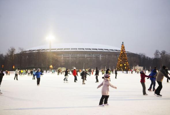 Зима вМоскве: фотопрогулка - Фото №15