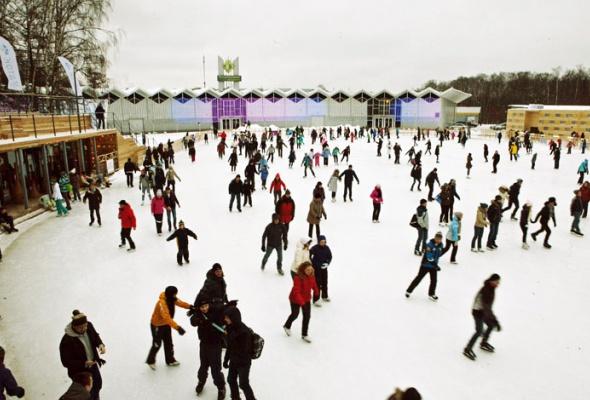 Зима вМоскве: фотопрогулка - Фото №17