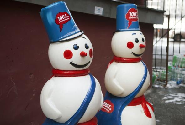Зима вМоскве: фотопрогулка - Фото №21