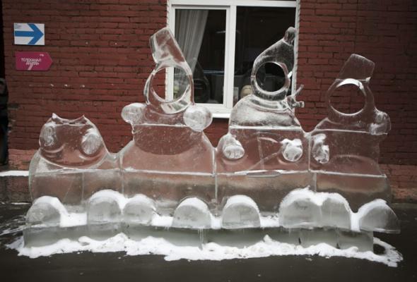 Зима вМоскве: фотопрогулка - Фото №22