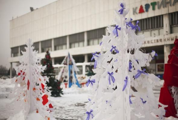 Зима вМоскве: фотопрогулка - Фото №24