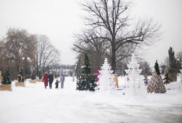 Зима вМоскве: фотопрогулка - Фото №25