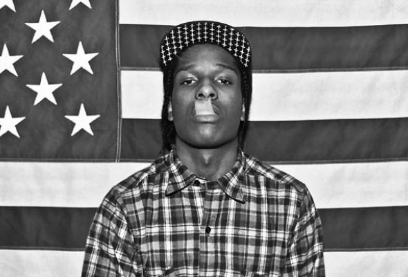 Свежая музыка: A$AP Rocky - Фото №2