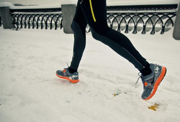 7советов для зимних пробежек - Фото №1