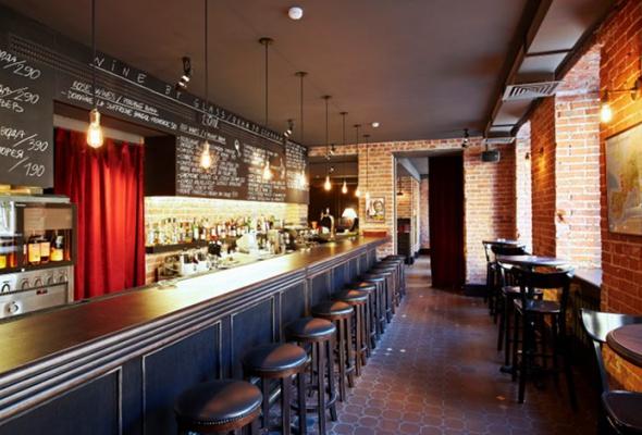 Винный бар как бомбоубежище - Фото №1