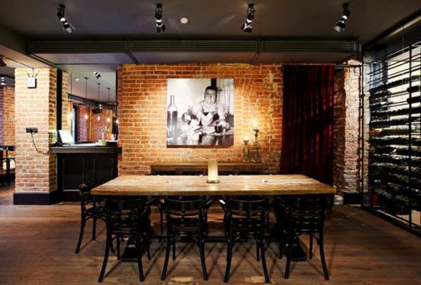 Винный бар как бомбоубежище - Фото №3