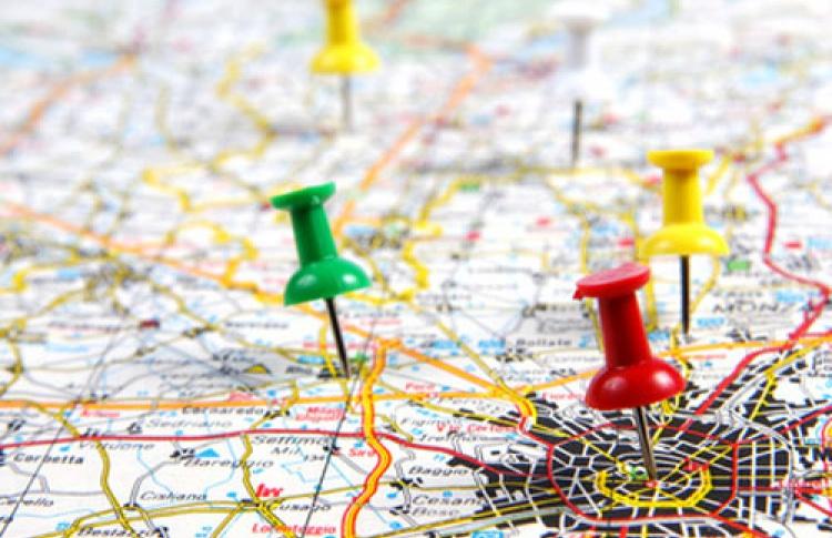 2 ГИС: как создаются карты