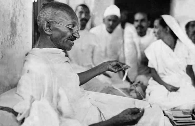 Махатма Ганди. Человек мира