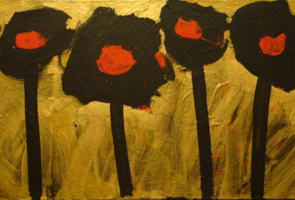 Марина Колдобская «Роза, мимоза, мак» - Фото №2
