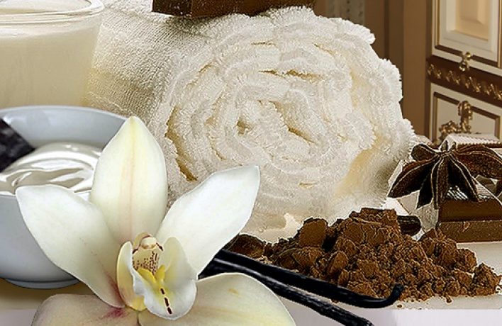 Шоколадно-ванильное спа