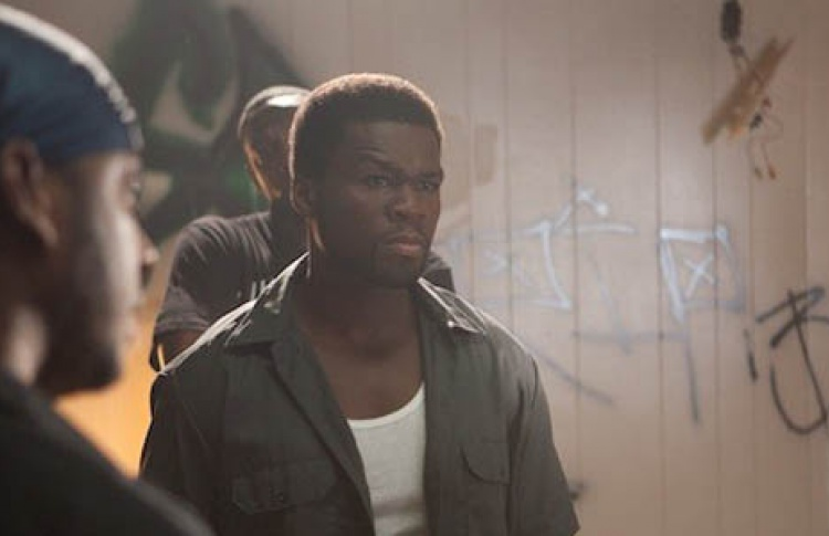 Джеймс 50 Cent Джексон